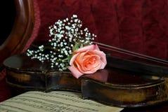 Música dulce Foto de archivo