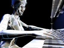 Música electrónica libre illustration
