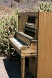 Música en el desierto 2 fotos de archivo