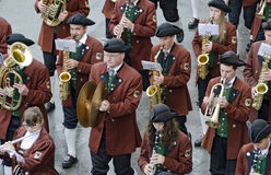 Música-faixa Unlingen #2 Imagem de Stock