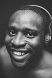 Música feliz Fotos de archivo libres de regalías