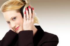 Música fresca Fotografia de Stock Royalty Free