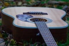 Música - guitarra Imagem de Stock