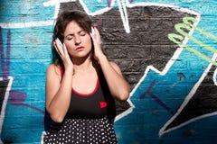 Música urbana Imagens de Stock