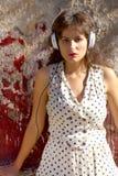 Música urbana retro Fotos de Stock