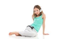 Música y desarrollo infantil Fotografía de archivo