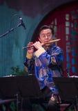 Músico chino Fotos de archivo