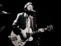 Músico de Eric Clapton Foto de archivo