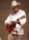 Músico mexicano Foto de Stock Royalty Free