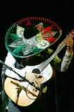 Músico mexicano imagens de stock royalty free