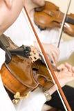 Músico profesional Imagen de archivo libre de regalías