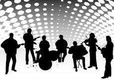 Músicos Imagenes de archivo