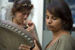 Músicos de la calle Foto de archivo libre de regalías