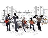 Músicos de la calle