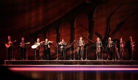 Músicos mexicanos Imagens de Stock Royalty Free