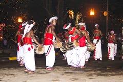 Músicos no festival Pera Hera nos doces Imagem de Stock