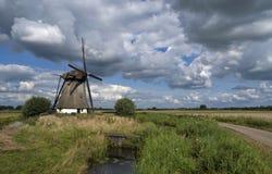 Mühle Oude Doornse Lizenzfreies Stockfoto