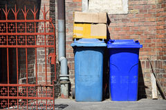 Mülleimer Stockbilder