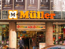 Müller Royalty Free Stock Photo