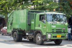 Müllwagen Lizenzfreie Stockbilder