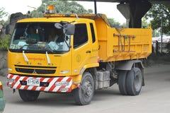 Müllwagen Lizenzfreies Stockfoto