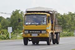 Müllwagen Stockfoto