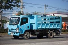 Müllwagen von Nongjom-Subdistrict Verwaltungs-Organizatio Stockfotos