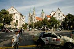München Stockbild