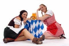 München-Bierfestival lizenzfreie stockfotos