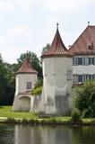 München - blutenburg-Kasteel royalty-vrije stock afbeelding