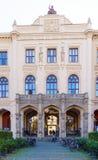 München, Deutschland - 20. Oktober 2017: Museum von fünf Kontinenten k lizenzfreies stockbild