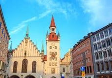 München Duitsland Stock Foto