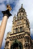 München, Duitsland Stock Foto