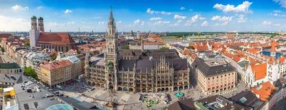 München, Duitsland Stock Afbeeldingen