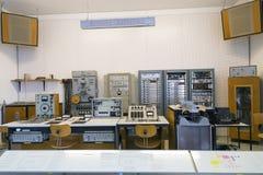 München, Duitsland 31 Augustus 2014: Deutschesmuseum Stock Fotografie