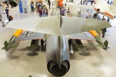 München, Duitsland 31 Augustus 2014: Starfighter Stock Afbeelding