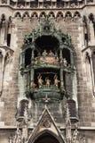 Het Paleis van Nymphenburg. München. Stock Foto