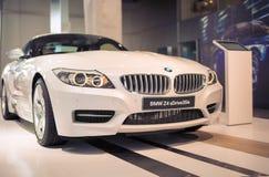 München, Duitsland 17 juni, 2012: SDrive 35is de Open tweepersoonsautostaatsgreep van BMW Z4 Royalty-vrije Stock Afbeeldingen