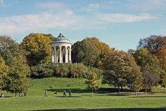 München - Englischer Garten Lizenzfreies Stockbild