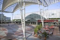 München-Flughafen Stockfotografie