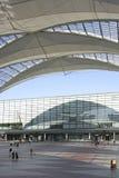 München-Flughafen Lizenzfreie Stockbilder