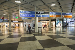 München-Flughafen Franz Josef Strauss Lizenzfreies Stockfoto