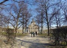 München Hofgarten Stockfotos