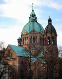 München-Kirche Lizenzfreie Stockfotos