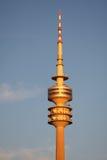 München-Kontrollturm Lizenzfreies Stockbild