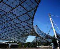 München-olympisches Stadion Stockfoto