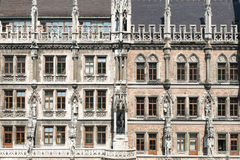 München, Stadhuis Stock Afbeelding