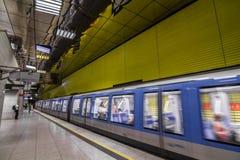 München u-Bahn royalty-vrije stock fotografie