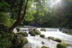 München-Wasserfall lizenzfreie stockfotos