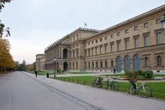 München-Wohnsitz stockfotos